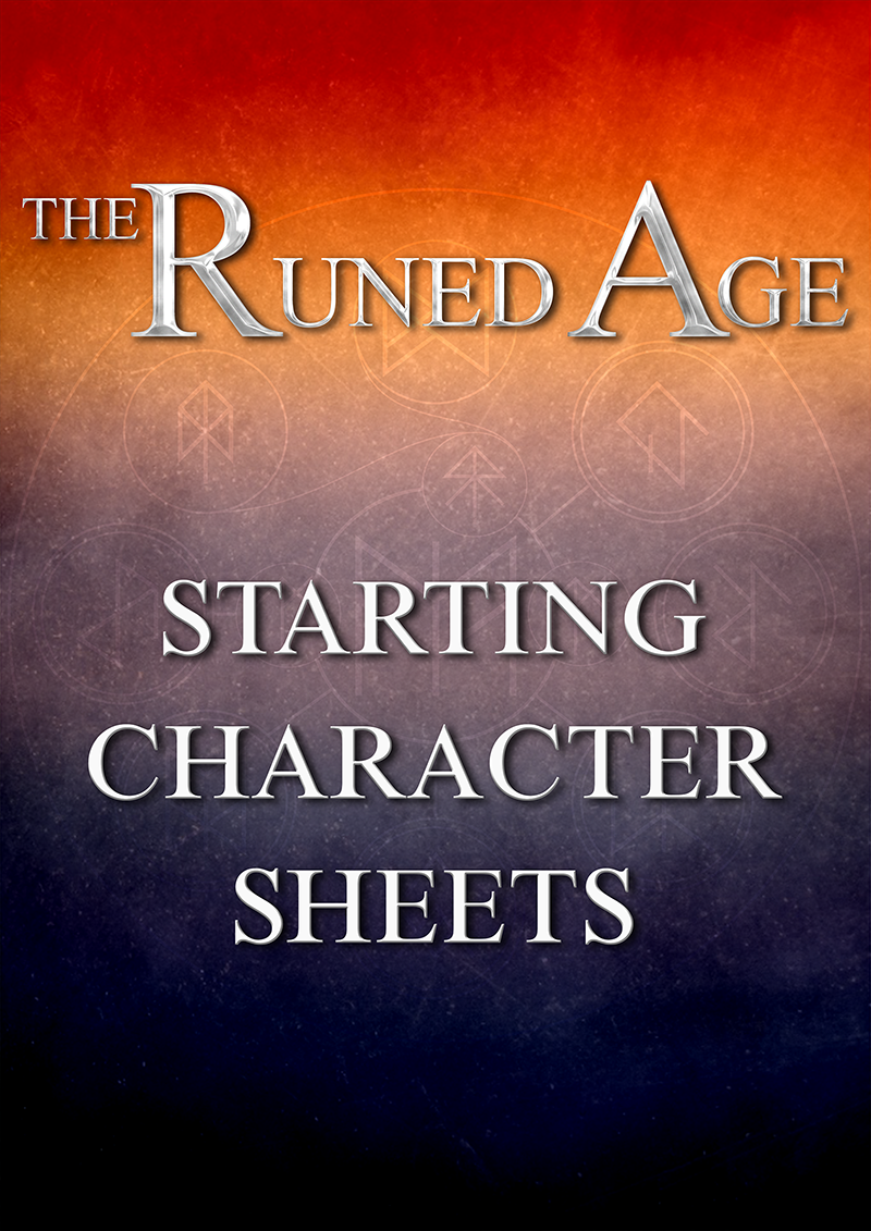 Character Sheet PDFs