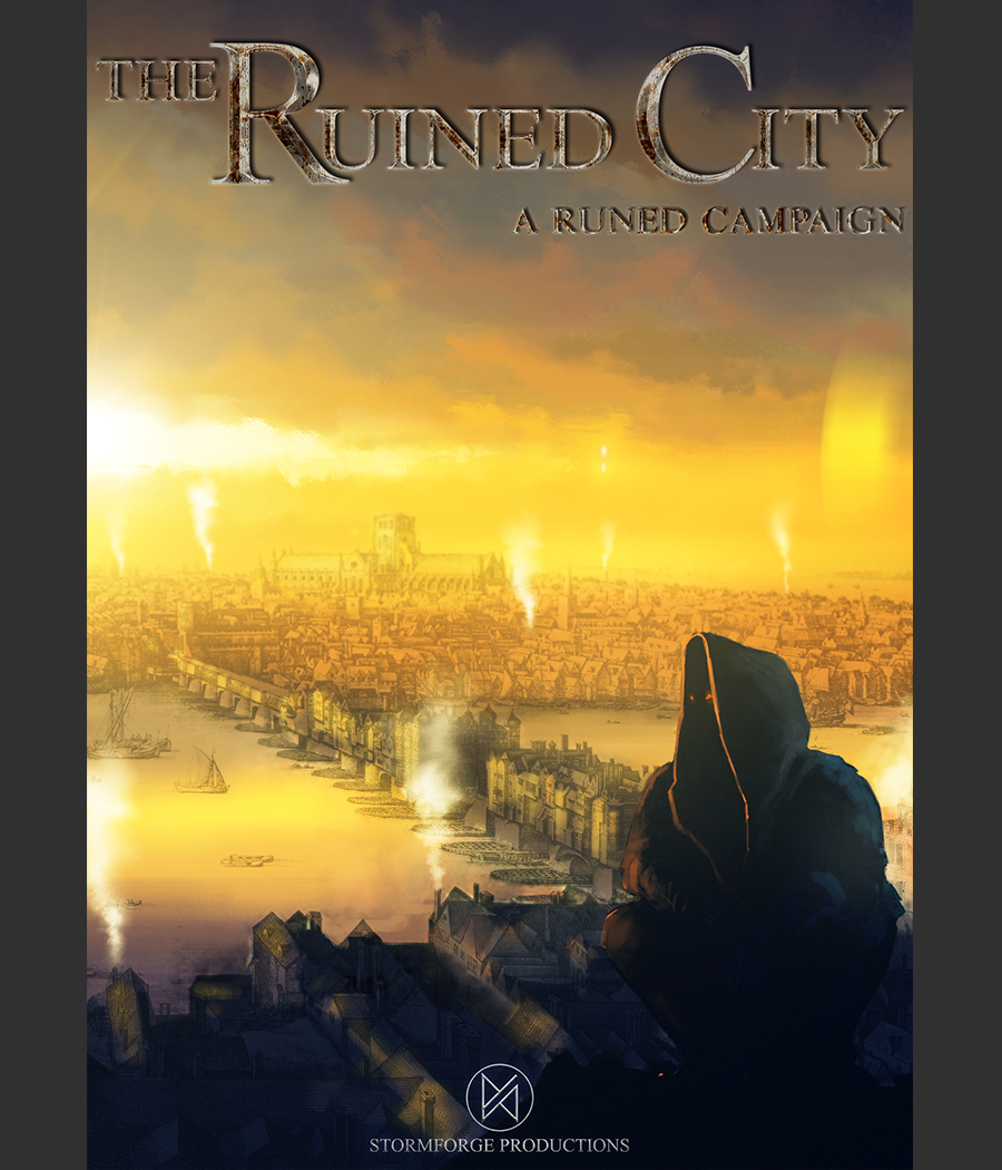 A Look Inside The Ruined City