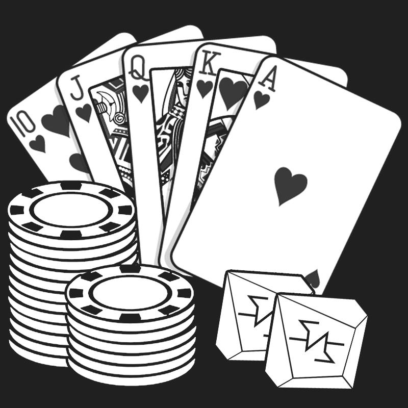 Sigil Casino Games: Poker – Stormforge Productions